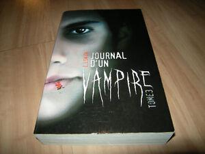 Journal d'un vampire - Tome 3