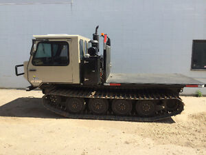 All Track AT-50HD Tracked Carrier