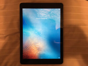 iPad Air 128GB Space Grey