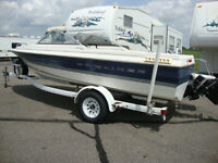 1997 Bayliner 19ft bow rider