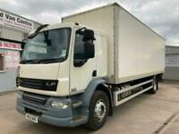 2013 DAF TRUCKS LF FA LF55, 18000KG, Tail Lift, Sleeper Cab NA Diesel Manual