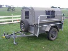 Modified 6 x4 trailer, So many uses. Beaufort Pyrenees Area Preview