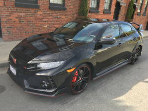 2017 Honda Civic Type R Hatchback