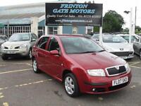 Skoda Fabia 1.2 ** ONLY 59800 MILES ONE OWNER **