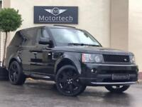 2011 Land Rover Range Rover Sport 5.0 V8 Supercharged Autobiography Sport