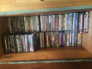DVD movies assorted