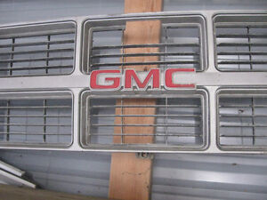 1970s chevy and gmc truck grills-new photos with chevy molding Windsor Region Ontario image 2