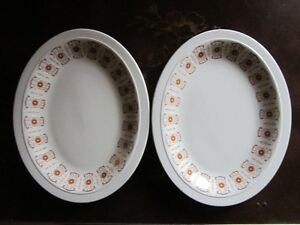 Madeira Steelite Serving Plates ( Royal Doulton )
