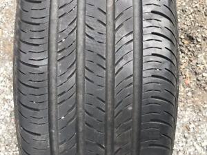 235/55R17  Continental ContiProConcact tires
