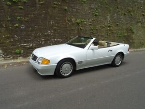 1991 Mercedes 500SL R129 - collectors mint condition