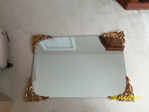 Beautiful 2'' x 3' Decorative Wall Mirror that will add eleganc