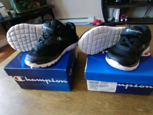 Champion 3W infant and size 5