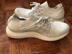 Adidas Ultra Boost X White Womens Size 8.5