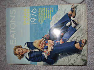 1976 Eatons Catalog - NEW condition