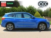2018 BMW X1 XDRIVE18D M SPORT Auto Estate Diesel Automatic