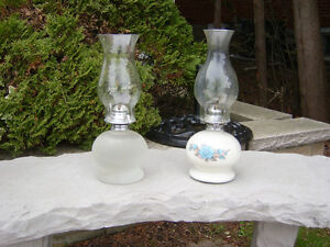 VINTAGE OIL LAMPS Kawartha Lakes Peterborough Area image 8