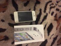 Iphone 4s 16gb white ee tmobile virgin