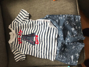 Toddler boys clothes size 18-24 months