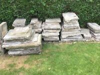 Yorkshire Stone Paving Flags