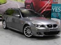 2007 BMW 5 SERIES 520D M SPORT TOURING ESTATE DIESEL