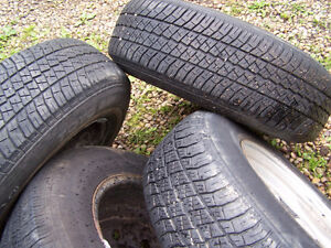 Chey Blazer rims with tires (5 x 120.7) Edmonton Edmonton Area image 8