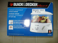 Handy Steamer and Rice cooker