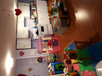 Home Daycare Spaces Available!