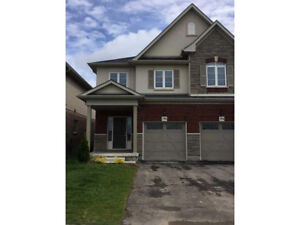 Semi-Detached RENTAL-Stoney Creek Mtn (3 Bedrm, 2.5 Bath)