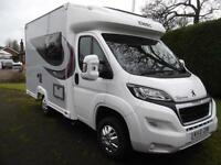 2015, ELDDIS 115 SUPREME, COMPACT 2 BERTH, LOW MILEAGE, EXCELLENT CONDITION