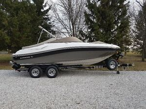 Brand NEW 2015 Rinker 21 foot bowrider. Save %30 over new!