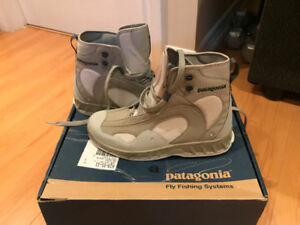 Patagonia saltwater flats wading boots