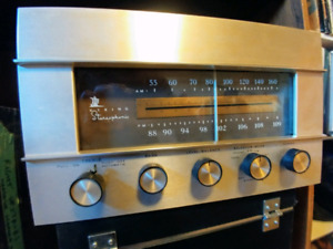 Viking Stereophonic AM/FM tube Receiver