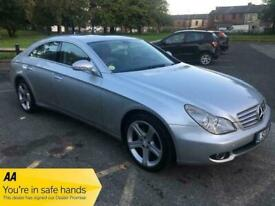 image for 2008 MERCEDES CLS CLS320 CDI Auto COUPE Diesel Automatic