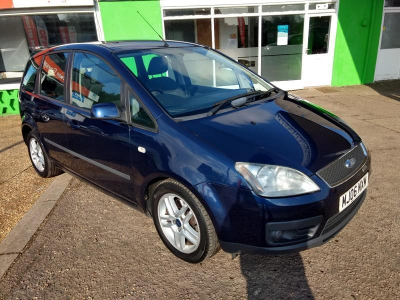 2006 ford focus c max 2 0 auto zetec full mot 2 keys. Black Bedroom Furniture Sets. Home Design Ideas