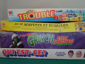 How the Grinch Stole Christmas and Snakes and Ladders Cornwall Ontario image 1