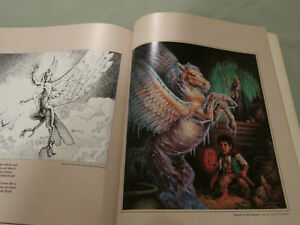 The Art of the Dungeons and Dragons Fantasy Game Paperback 1986 Kingston Kingston Area image 8