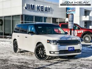2017 Ford Flex Limited  - Certified - Leather Seats - $122.34 /W