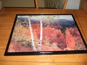 Puzzle with frame Cornwall Ontario image 5