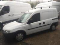 2007 07 Vauxhall Combo 1.3CDTi 16v 1700 SIDE LOADING DOOR
