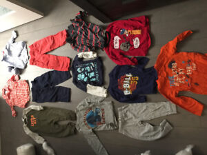 24 month toddler boy winter clothes $40 for all
