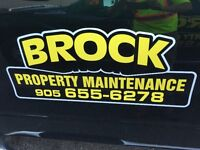 Experenced lawn Maintenance worker