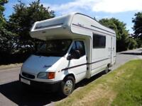 Herald Squire 400E 1998 4 Berth End Kitchen Disable Adapted Motorhome For Sale