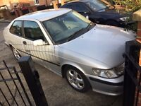 SAAB 93 2.2 TURBO DIESEL TID170 / FULL HISTORY / £776 NEW PARTS RECEIPTS FAST DIESEL CLEAN CAR
