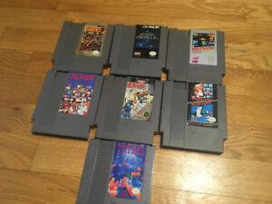 Original Nintendo Games