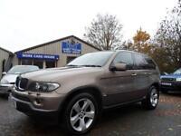 2004 53 BMW X5 3.0 D SPORT 5D AUTO 215 BHP JUST 77000 MILES DIESEL
