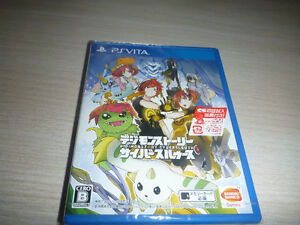 Digimon World Cyber Sleuth(sealed)