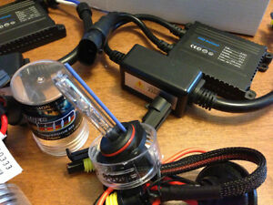 Kit de conversion HID H1 H3 H4 H7 H11 9003 9004 9005 9006 9007