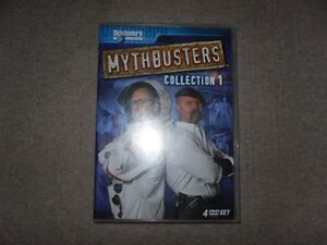 Television Series DVDs