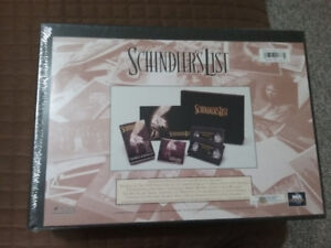 Schindlers List Limited Edition.