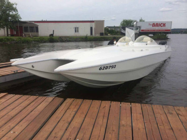 Used 1997 Other Motion Catamaran